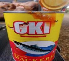 OKI Tin Fish